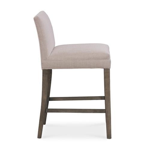 Bassett Furniture - Marge Maple Parsons Counter Stool