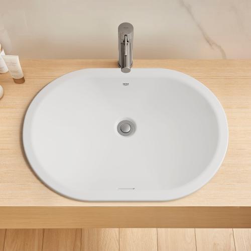 """Essence Under Counter 24"""" Bathroom Sink"""