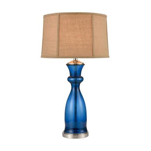Stein World - Drina Glass Table Lamp