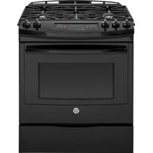 """Product Image - GE® 30"""" Slide-In Front Control Gas Range"""