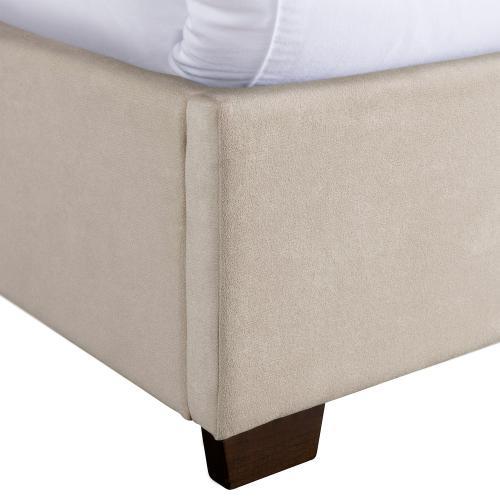Elements - Harper King Upholstered Bed