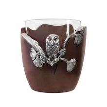 Epicureanist Owl Ice Bucket