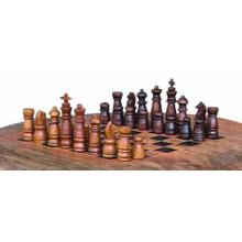 See Details - W-0871 Small Chess Set