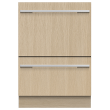 View Product - Integrated Double DishDrawer™ Dishwasher, Tall, Sanitize