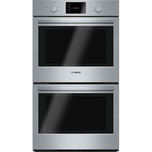 500 Series Double Wall Oven 30'' Stainless steel HBL5551UC