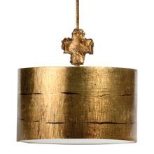 See Details - Fragment Gold Large Pendant