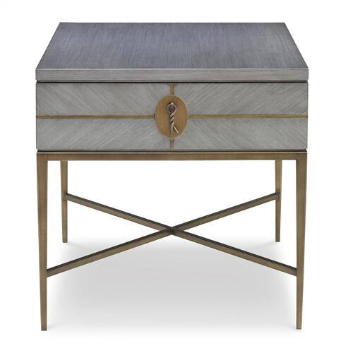 Longwood Square End Table