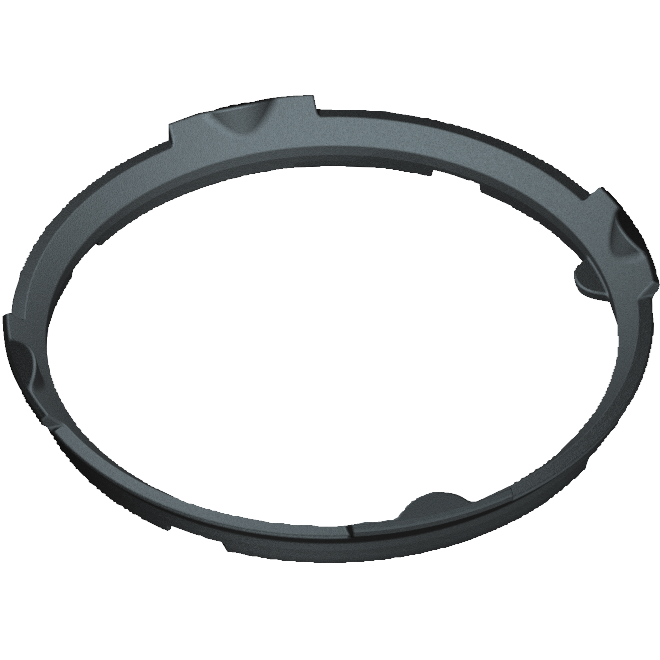 MieleRwr 1000 - Wok Ring For Ranges And Rangetops
