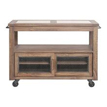 See Details - Wallace Kitchen Island