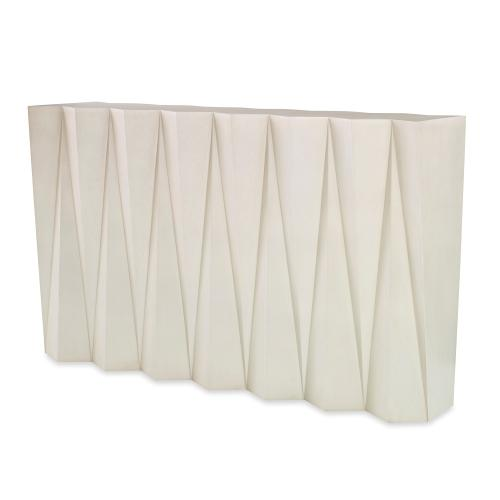 Accordion Console (Large) - Champagne