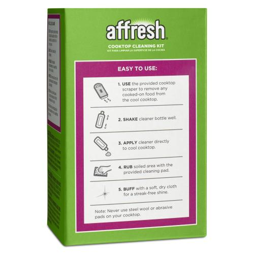 KitchenAid - Affresh® Cooktop Cleaning Kit - Other