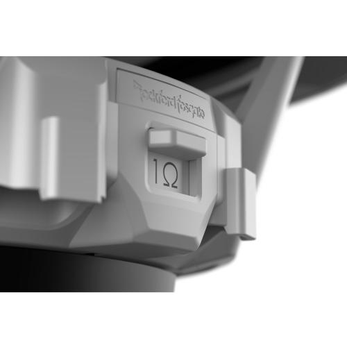 """Rockford Fosgate - M2 10"""" DVC 2 Color Optix™ Sealed Enclosure Marine Subwoofer"""