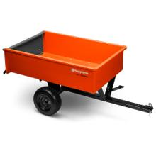 See Details - 12 Cu. Ft. Welded Steel Dump cart