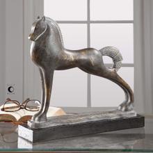 Epeius Horse Statue