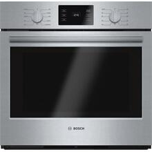 500 Series Single Wall Oven 30'' Stainless steel HBL5451UC