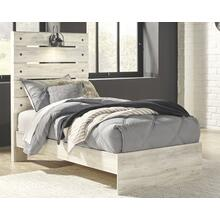 Cambeck Twin Panel Bed with Lighted Scone