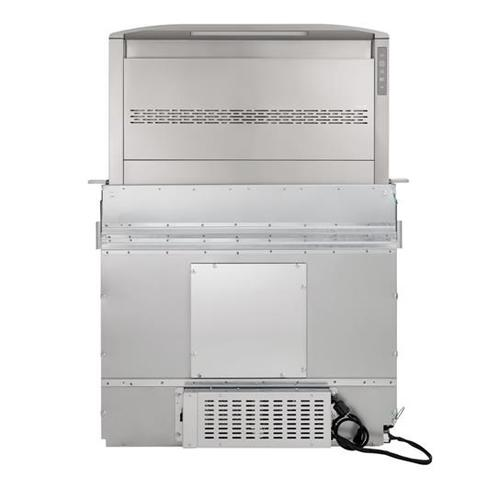 "Cattura Downdraft Ventilator - 36"" Stainless Steel 650 Max CFM to 1650 Max CFM"