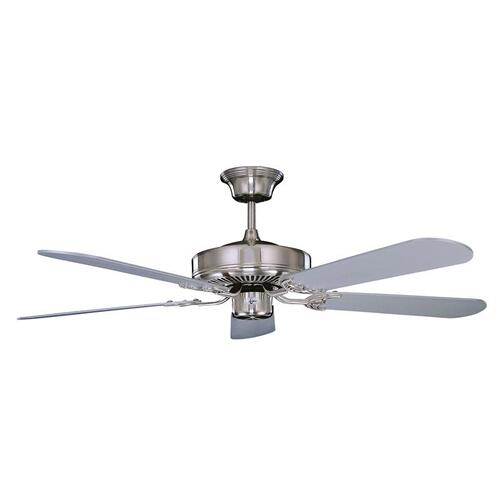 "52"" Decorama Fan_Stainless Steel"