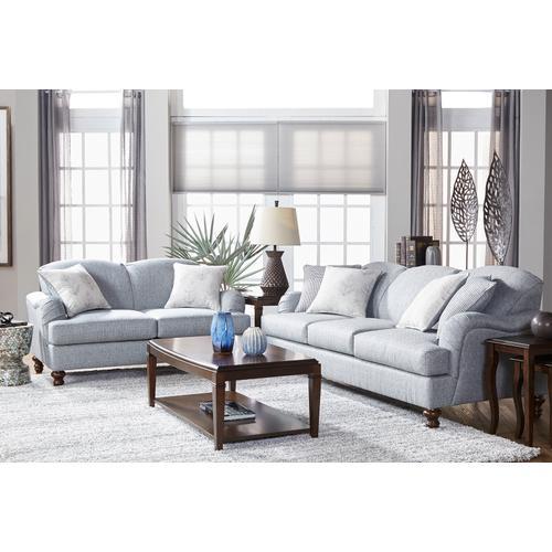 Hughes Furniture - 12500 Sofa