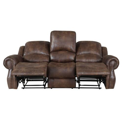 Navarro Manual Recliner Sofa