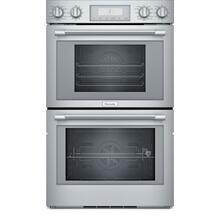 Double Steam Wall Oven 30'' Professional Stainless Steel PODS302W