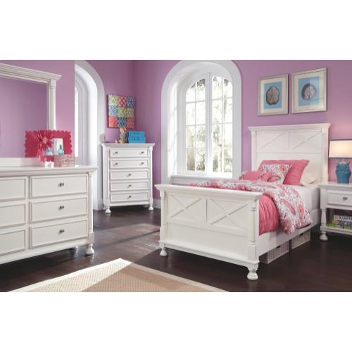 Signature Design By Ashley - Kaslyn Chest of Drawers