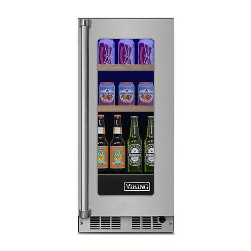 """Viking - 15"""" Beverage Center - VBUI5151G"""
