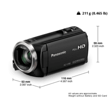 HC-V180 4K/HD Camcorders