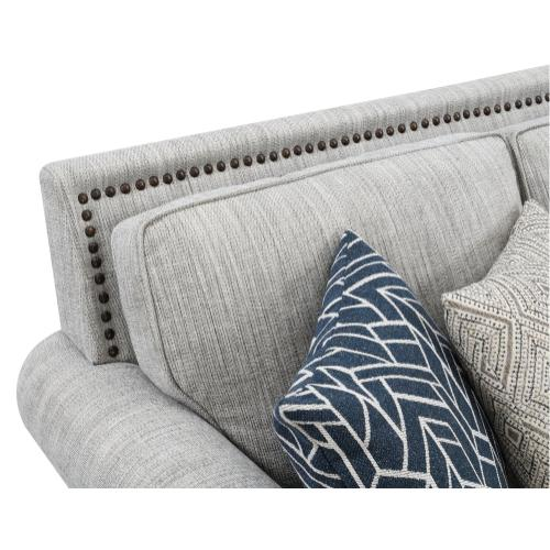 Emerald Home Trilogy U4198-09-09 Chofa W/ 4 Pillows