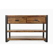 View Product - Loftworks Sofa Table W/drawers