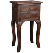 See Details - Cottage Table - Mahogany