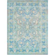 "Seasoned Treasures SDT-2308 2'11"" x 7'10"""