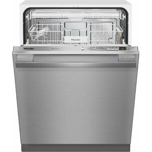 MieleG 4977 SCVi SF AM Fully-integrated, full-size dishwasher with hidden control panel, cutlery tray and CleanTouch Steel panel