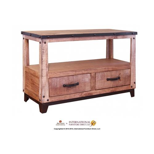 Sofa Table w/2 Drawers