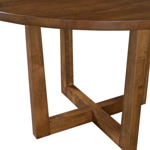 Bassett Furniture - Liam Maple Round Table