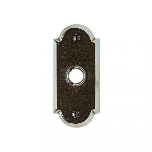 """Arched 2 1/2"""" x 5 1/2"""" Silicon Bronze Brushed"""