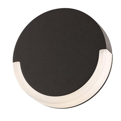 Sonneman - A Way of Light - CRCL LED Sconce [Color/Finish=Textured Bronze]