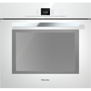 MieleH 6680 BP - 30 Inch Convection Oven with touch controls and MasterChef programs for perfect results.