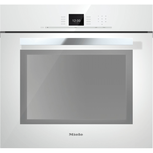 H 6680 BP - 30 Inch Convection Oven with touch controls and MasterChef programs for perfect results.