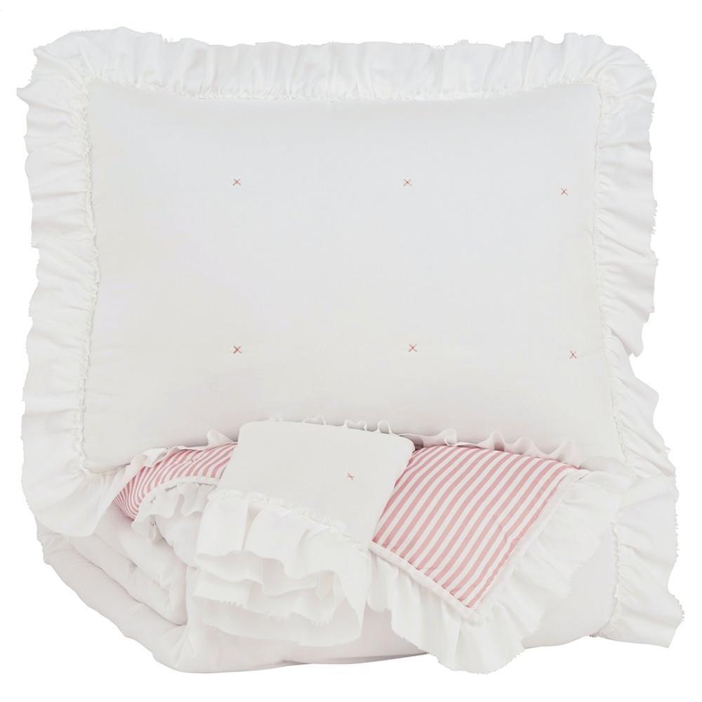 Jenalyn Full Comforter Set