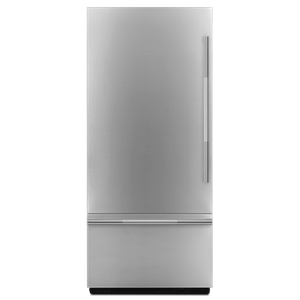 "RISE 36"" Fully Integrated Built-In Bottom-Freezer Refrigerator Panel-Kit"