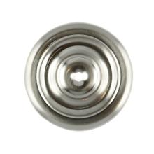"Furniture Hardware Rosette 2"" DIA in Satin Nickel"