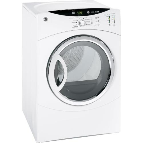 GE® 7.0 Cu.Ft. Super Capacity Electric Dryer (This is a Stock Photo, actual unit (s) appearance may contain cosmetic blemishes. Please call store if you would like actual pictures). This unit carries our 6 month warranty, MANUFACTURER WARRANTY and REBATE NOT VALID with this item. ISI 33458