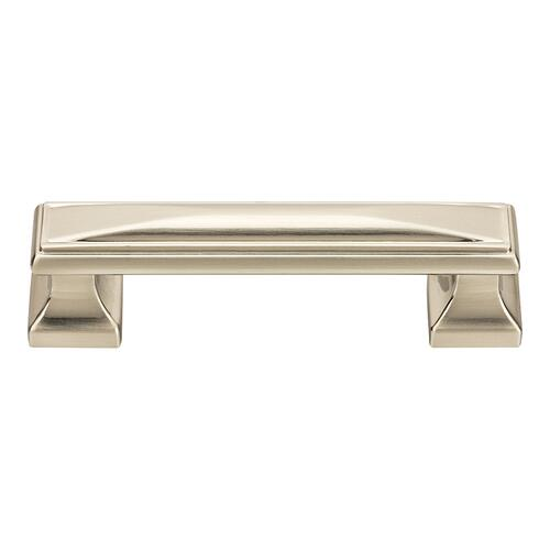 Wadsworth Pull 3 3/4 Inch (c-c) - Brushed Nickel