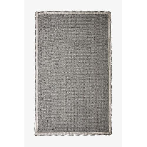 "Grano Rug 23 1/2"" x 39"" in Gray"