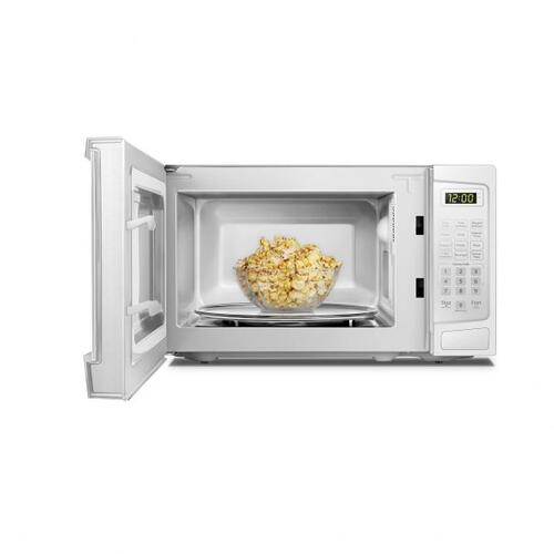 Danby 0.7 cu.ft White Microwave