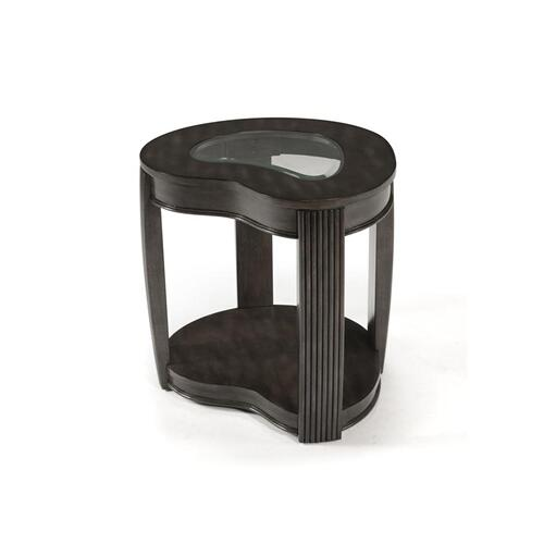Shaped End Table