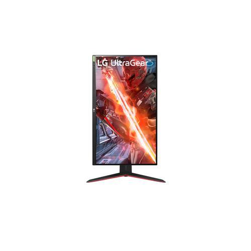 LG - 27'' UltraGear™ QHD Nano IPS 1ms 144Hz G-SYNC Compatible Gaming Monitor