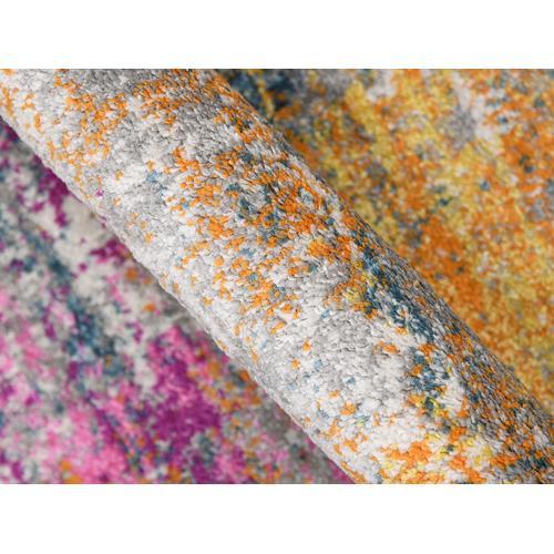 Amer Rugs - Montana MON-2 Orange Pink