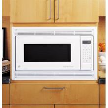 Deluxe Trim Kit for Countertop Microwave Models JEM31 & JEM25 - White
